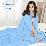 DANGTOP Air Conditioning Cool Blanket with Bamboo
