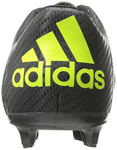 adidas Performance Herren X 15.3 Cleat Fußballschuh Kern Schwarz / Solar Gelb / Nacht Metallic F13