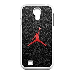 Jordan logo Samsung Galaxy S4 9500 Cell Phone Case White VC004611