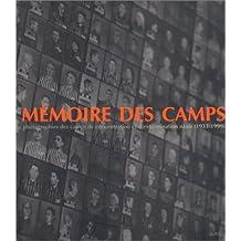 Mémoire des camps