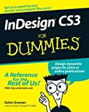 InDesign CS3 for Dummies, Galen Gruman, 0470118652