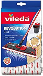 Vileda 132174 SuperMocio Revolution Replacement Microfibre Cloth