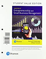 Essentials of Entrepreneurship and Small Business Management, Student Value Edition (9th Edition)
