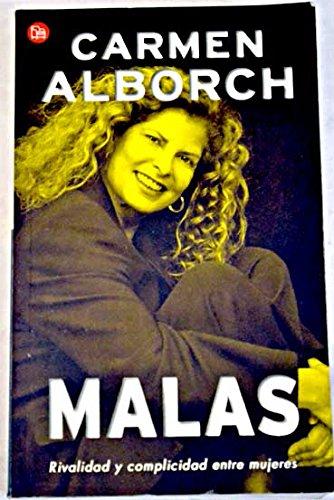 """Resultado de imagen de Malas """"carmen alborch"""""""