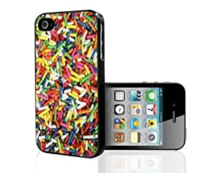 Sprinkles Ice Cream Topping Hard Snap on Phone Case (iphone 5c )