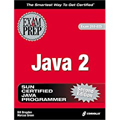 Java 2 Exam Prep, Second Edition (Exam: 310-025) Marcus Green and William B. Brogden