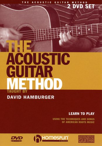 The Acoustic Guitar Method -