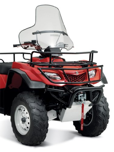 Amazon com: Suzuki 2008-2018 KINGQUAD 400 WARN Winch Mount
