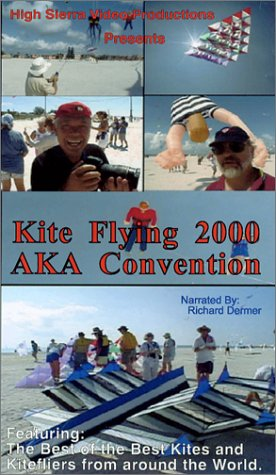 Kite Flying 2000 [VHS]