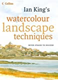 img - for Watercolour Landscape Techniques book / textbook / text book