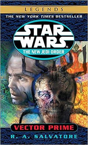 Amazon Fr Vector Prime Star Wars Legends The New Jedi