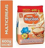 Cereal Infantil, Multicereais, Mucilon, 600g