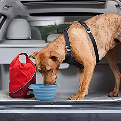 Kurgo Kibble Carrier Dog Travel Food Container