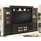 172 in TV Entertainment Center Wall Unit Concord by Parker House PACON-172-4