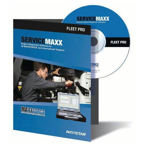 NEXIQ Technologies 828009 Navistar Servicemaxx Engine Diagnostic Software by MP.S