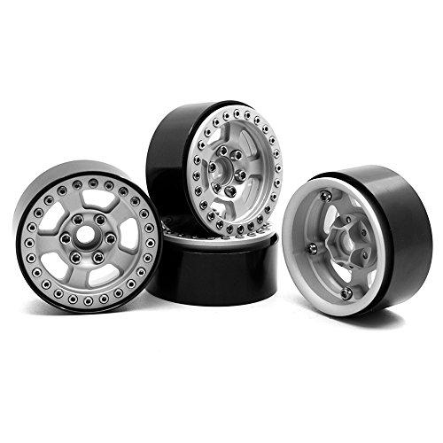 Rc Alloy Wheels - 5