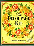 The Decoupage Kit