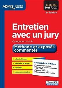 """Afficher """"Entretien avec un jury, catégories A et B"""""""