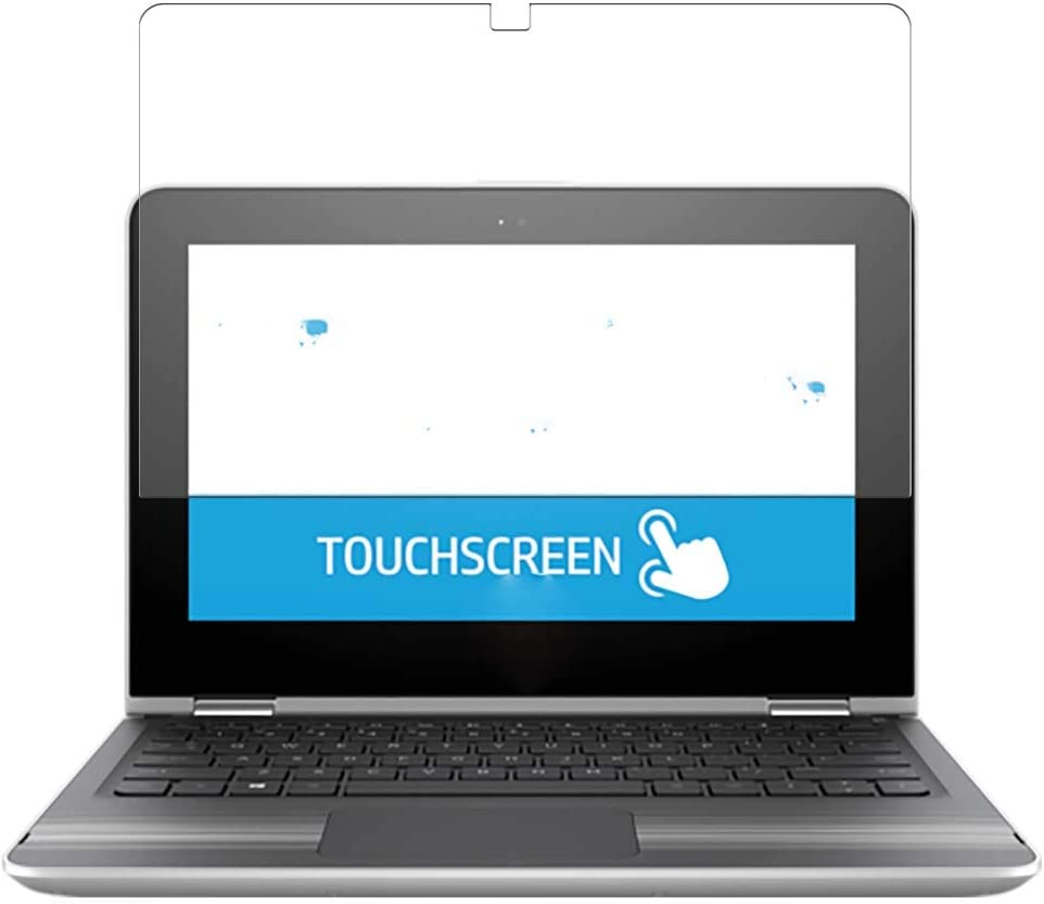 Puccy Privacy Screen Protector Film, Compatible with HP Pavilion x360 m1-u000 / u001dx 11.6