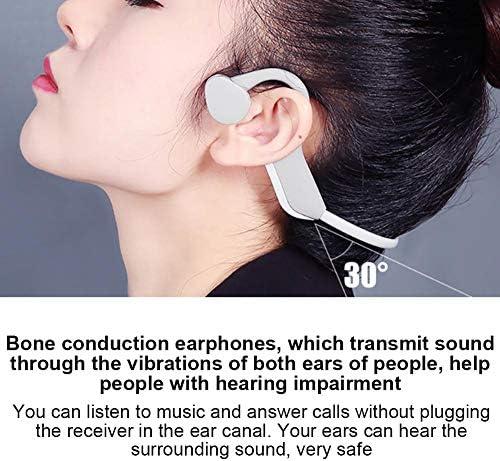 Zwindy CE ROHS FCC Certificatie Outdoor Sport Headset Antwoord De telefoon luisteren naar muziek Bone Conduction Headset voor het gehoor Verminderde Fitness Fietsen voor Hardlopen