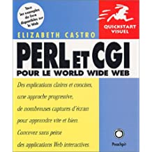 Perl et cgi (2e) peachpit press