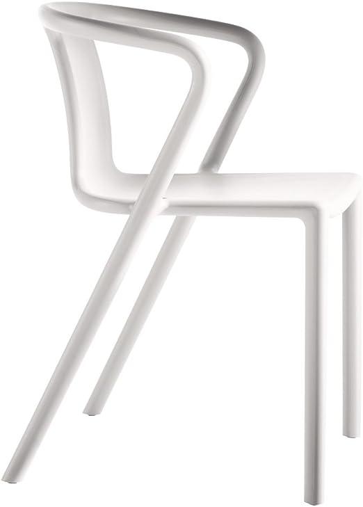 Air Armchair Armlehnstuhl weiß