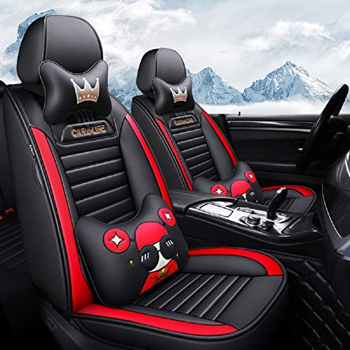 luxury leather seat covers - 7