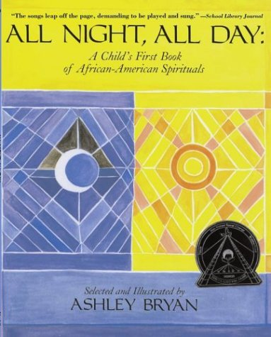 All Night, All Day: A Child's First Book of African-American Spirituals pdf epub