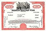 American Dual Vest Fund Inc