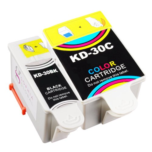 Sophia Global Compatible Ink Cartridge Replacement for Kodak 30