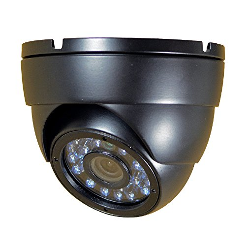 SmoTecQ HD 900TVL CCTV 24 IR LEDs Day Night Vision Video Surveillance Security Dome Camera Outdoor With HD 3.6mm Wide View Angle Lens For 960H CCTV Camera System