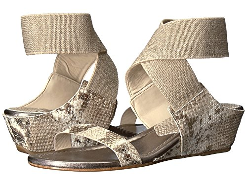 Donald J Pliner Ankle Strap Wedges - 6