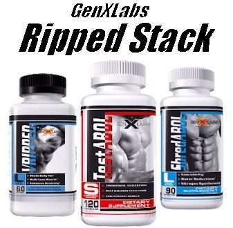 GenXLabs Ripped Stack (Stack Ripped)