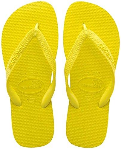 Havaianas Zehentrenner Damen/Herren Top Gelb (Neon Yellow 8446)