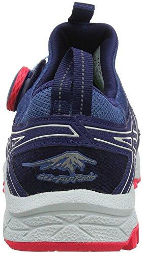 Zapatillas De Para Azur fujirado Asics Gel Clair Bleu Mujer Running gris wxnnaFP