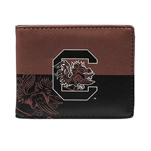 Purse South Gamecocks Carolina (NCAA South Carolina Gamecocks Bi-fold Wallet)