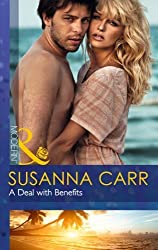 A Deal with Benefits (Mills & Boon Modern) by Susanna Carr (2013) Paperback