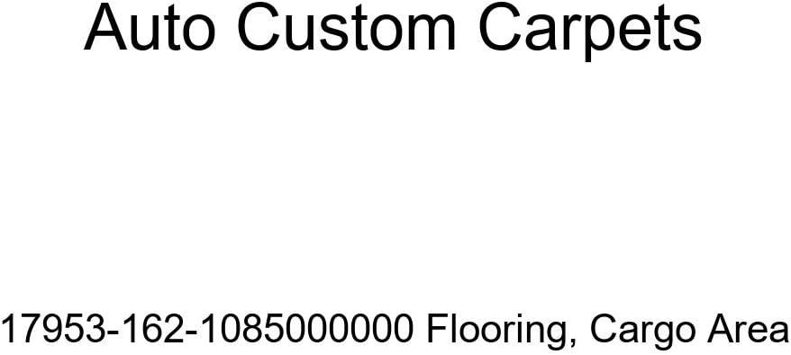 Cargo Area Auto Custom Carpets 17953-162-1085000000 Flooring