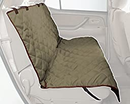 Solvit Deluxe Bench Seat Cover, Extra Wide, Classic Green