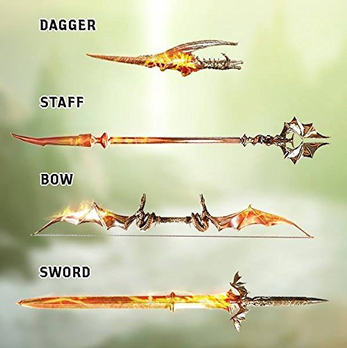 Dragon Age: Inquisition Flames of the Inquisition Weapons Pack DLC Xbox360 Xbox 360