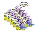 PACK OF 10 - Pet Zone Dino-Friends Play-N-Squeak, 1.0 CT