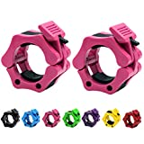 """Strainho 2"""" Olympic Barbell Clamps - Quick"""