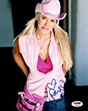 PAIGE HEMMIS SIGNED AUTOGRAPHED 8x10 PHOTO EXTREME MAKEOVER PSA/DNA
