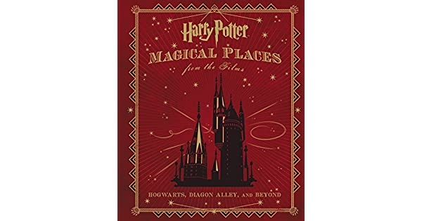 Harry potter magical places from the films hogwarts diagon alley harry potter magical places from the films hogwarts diagon alley and beyond livros na amazon brasil 0884983748797 fandeluxe Images