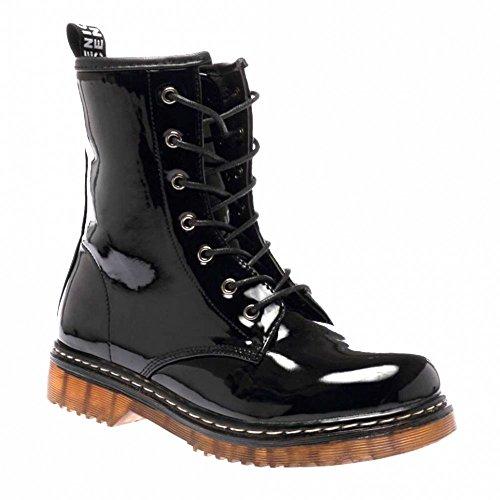 Kick Footwear,  Nero Vernice nera 41 EU