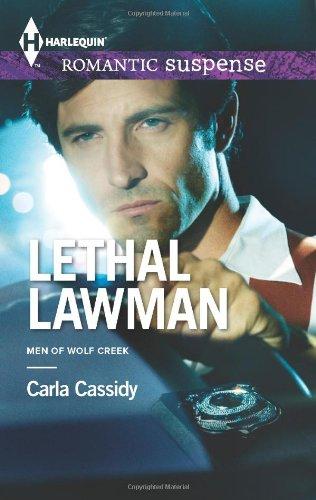Lethal Lawman Harlequin Romantic Suspense Men product image