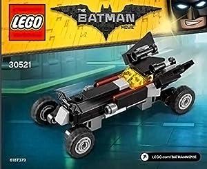 LEGO, The LEGO Batman Movie, The Mini Batmobile (30521) Bagged