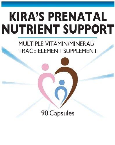 Kira's Prenatal Nutrient Support Prenatal Multivitamin,