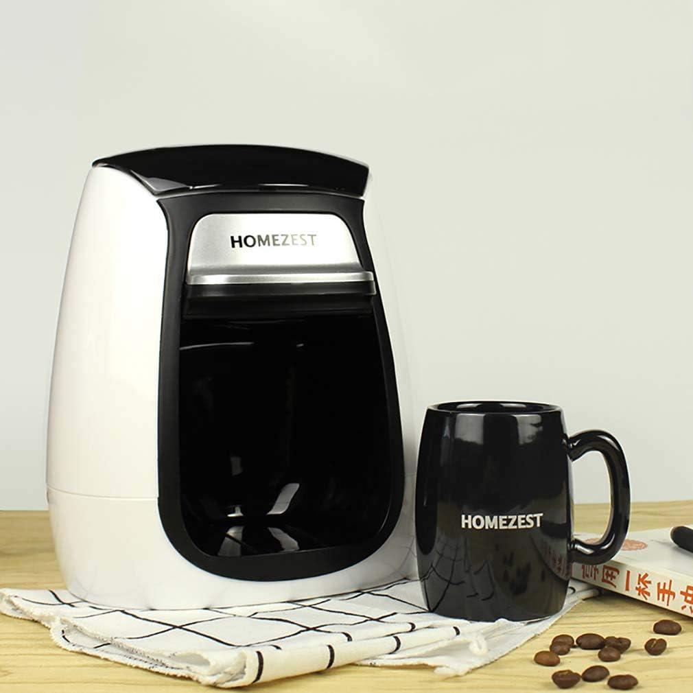 RUIXFCA Cafetera con Filtro, cafetera con Filtro, Apagado automático, Filtro Permanente Lavable y función para ...
