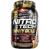 #8: MuscleTech Nitrotech Whey Gold/Isolate/Peptides, Churro, 2.2 Pound